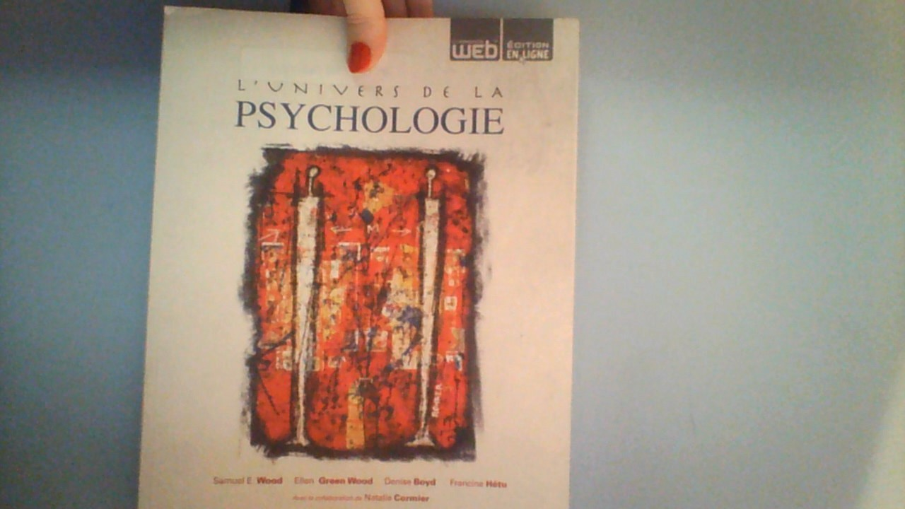 l u0026 39 univers de la psychologie