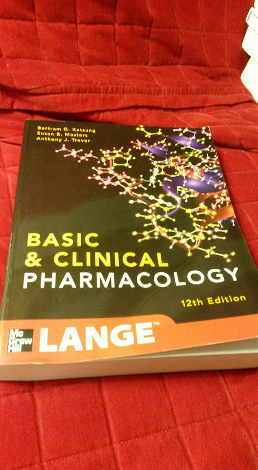 basic  u0026 clinical pharmacology